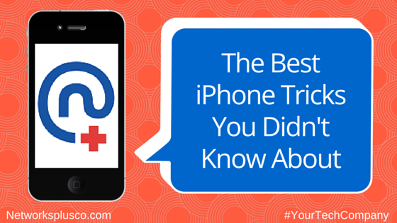 The Best iPhone Tricks You Didn't Know About