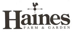 Haines Farm & Garden