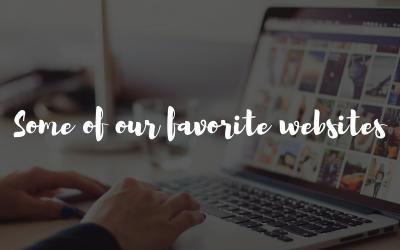 5 Our Favorite Websites