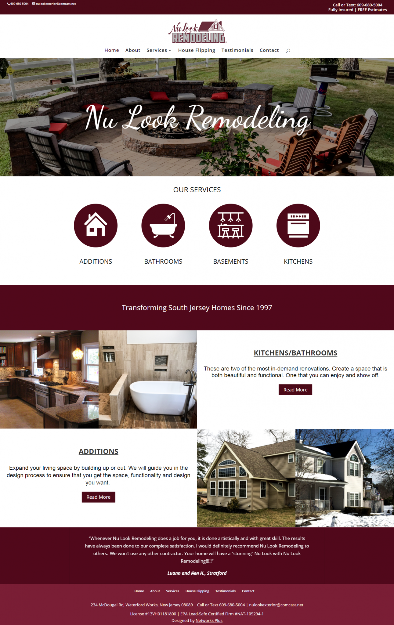 Nu look home design cherry hill reviews 100 nu look home design cherry hill reviews - Nu look home design ...