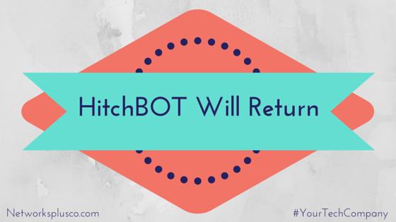 HitchBOT's Return
