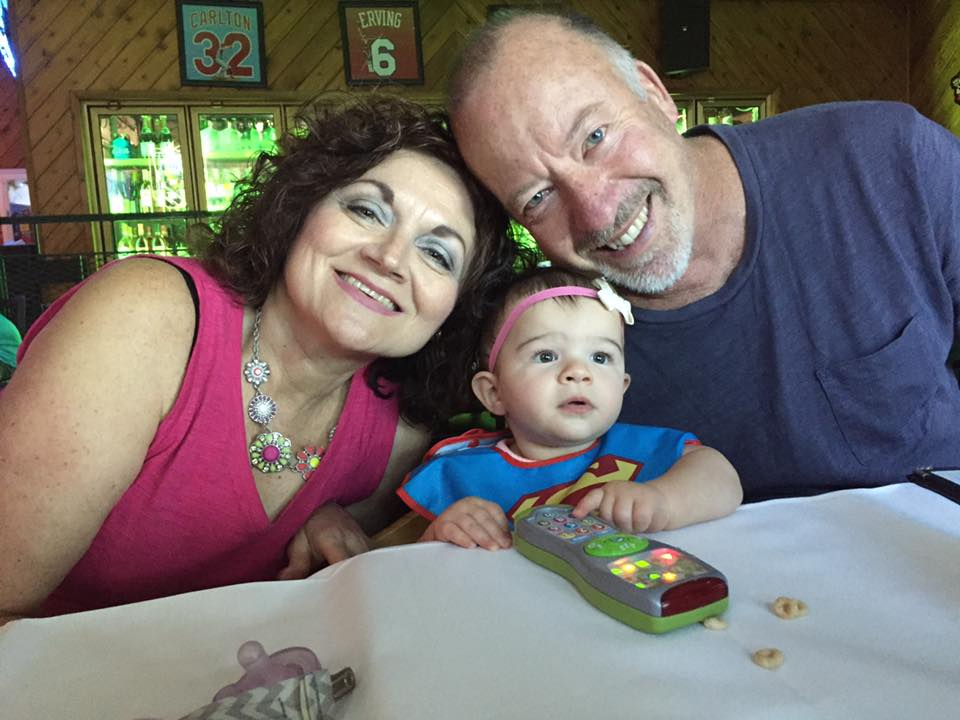 Jerry, Violet and I