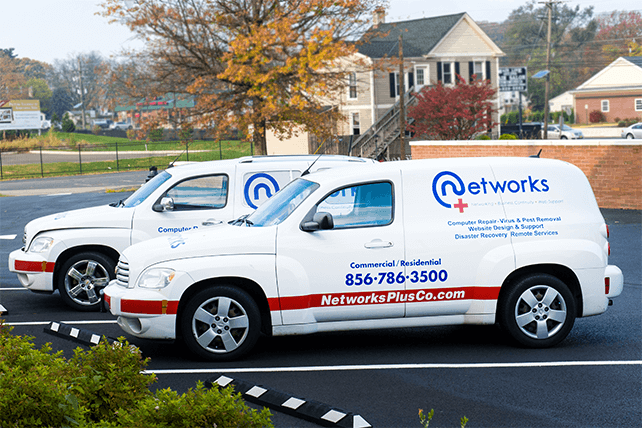 Networks Plus Vehicles in our South Jersey Location