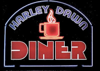 Harley Dawn Diner