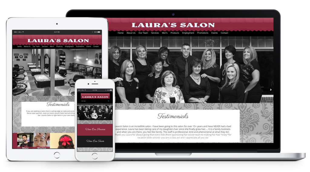 Lauras salon