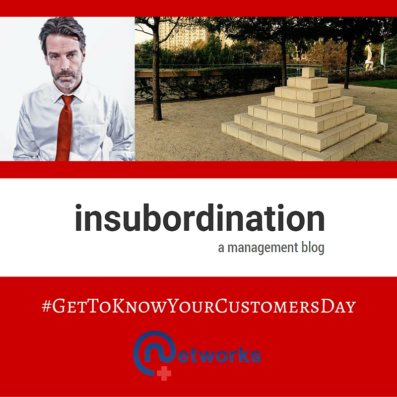 National Get to know your clients Day