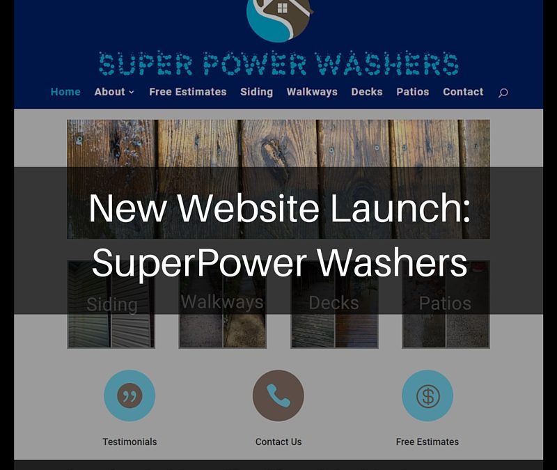 New Launch: SuperPower Washers