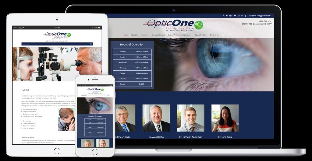 optic one design