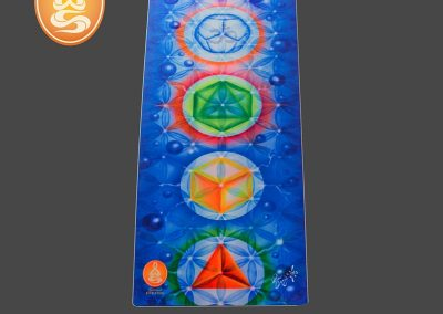 The -Platonic Solids- Mat