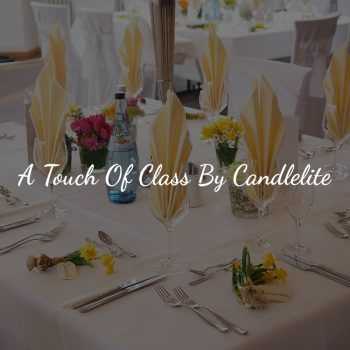 A Touch of Class by Candlelite