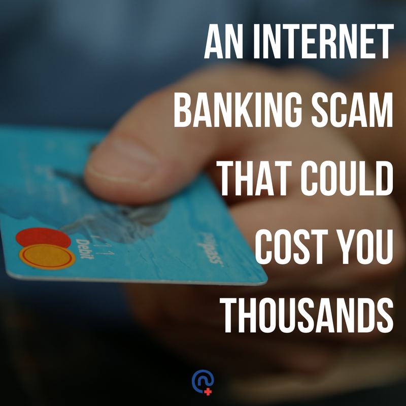 New Banking Scam
